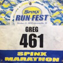 Race Review: Spinx Run Fest Marathon 2012 Part 1