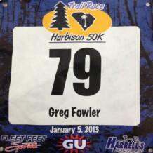 Race Review: 2013 Harbison 50K Trail Race Part 1