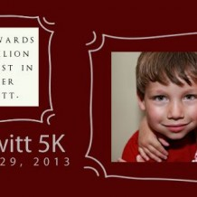 Race Report: Hewitt 5K aka Blind Squirrel