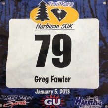 Race Review: 2013 Harbison 50K Trail Race Part 1